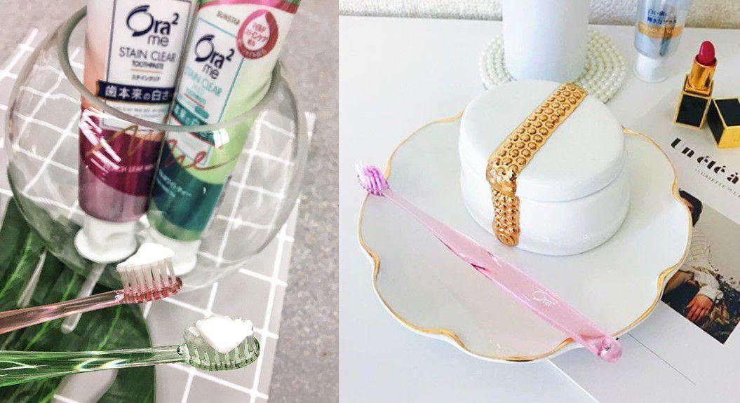網美必備甜美馬卡龍色系『Ora2me微觸感牙刷』 讓妳從開口瞬間好感分數就爆表