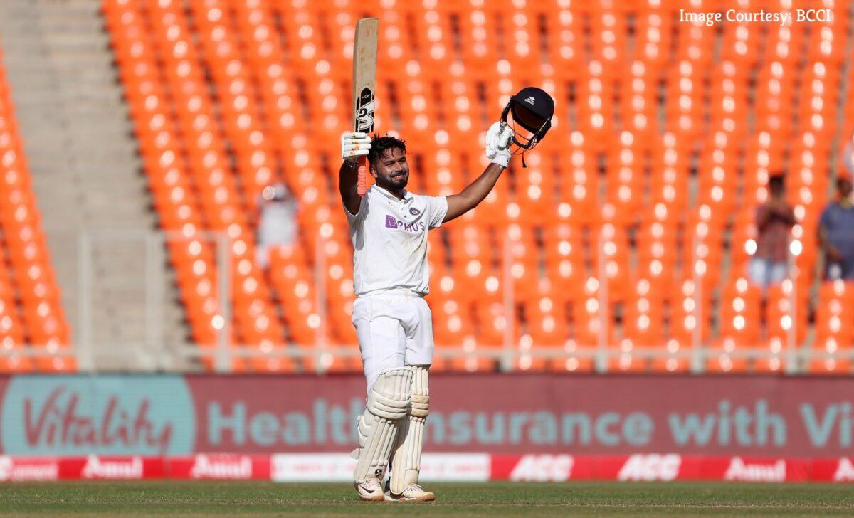 Rishabh Pant, ICC
