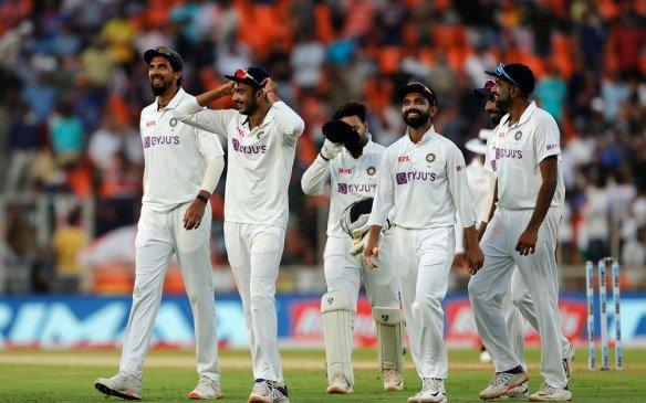 India, ICC Test Team Rankings