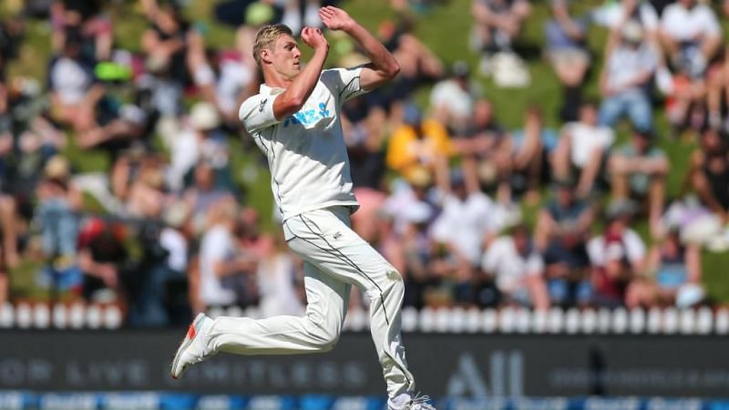 Kyle Jamieson, ICC World Test Championship