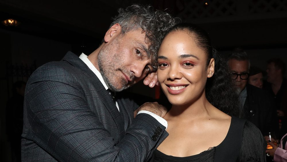 Taika Waititi And Tessa Thompson Tease Details About 'Thor: Love And Thunder' On Instagram