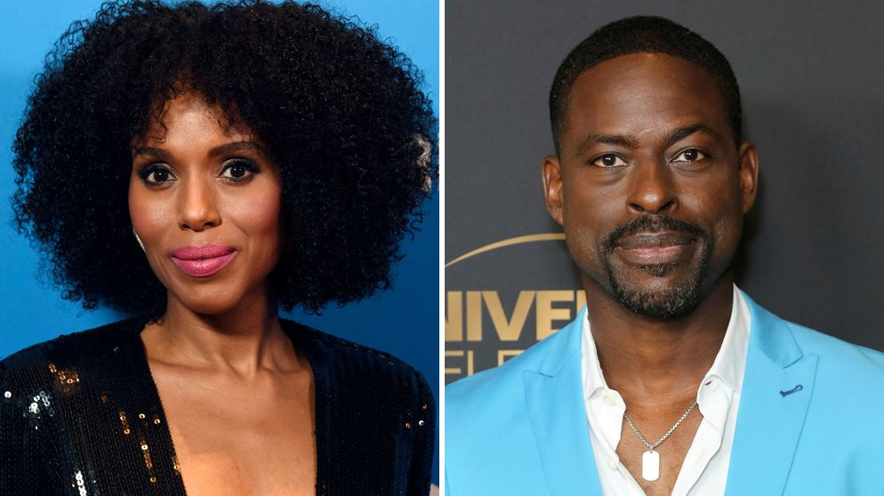 Hot Package: Kerry Washington & Sterling K. Brown To Star In 'Shadow Force'