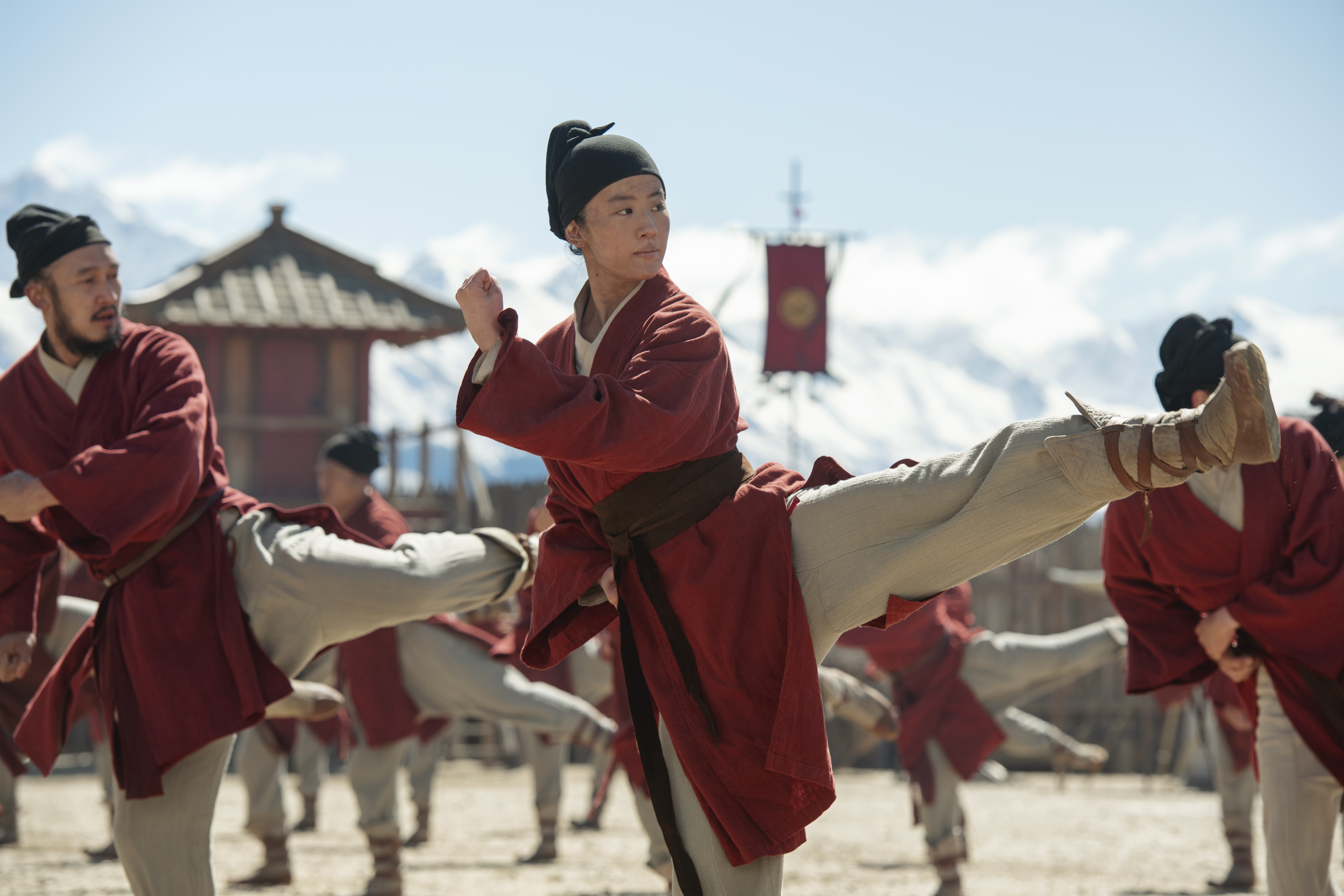 """'Mulan' Going On Disney+ & Theaters In September; CEO Bob Chapek Says Decision Is """"One-Off"""", Not New Windows Model"""