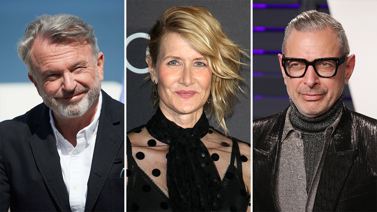 'Jurassic Park' Trio Laura Dern, Sam Neill & Jeff Goldblum Returning For 'Jurassic World 3'