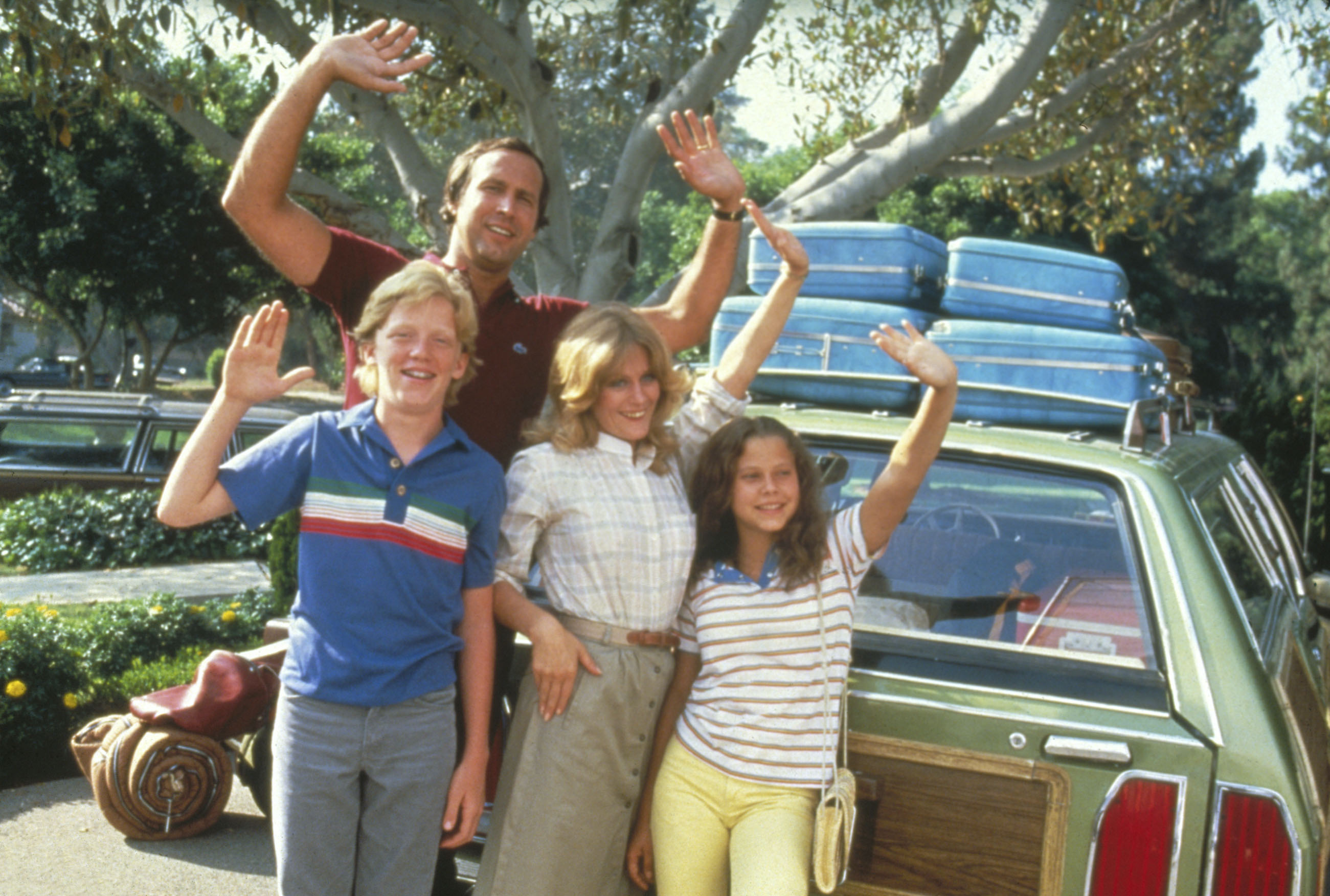 'Broadway Vacation': The Griswolds Get A Stage Musical