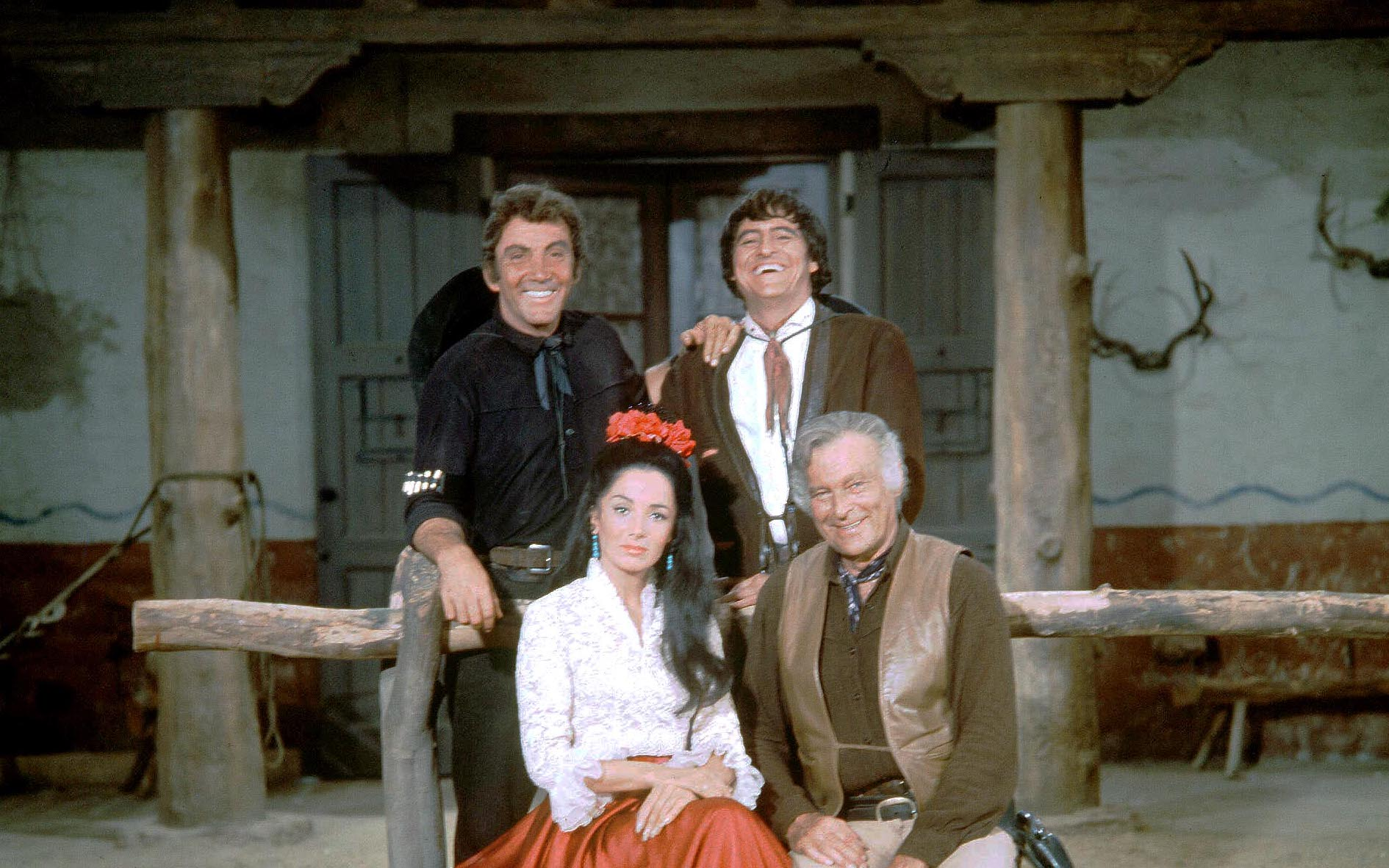 Linda Cristal Dies: 'The High Chaparral' Actress Was 89