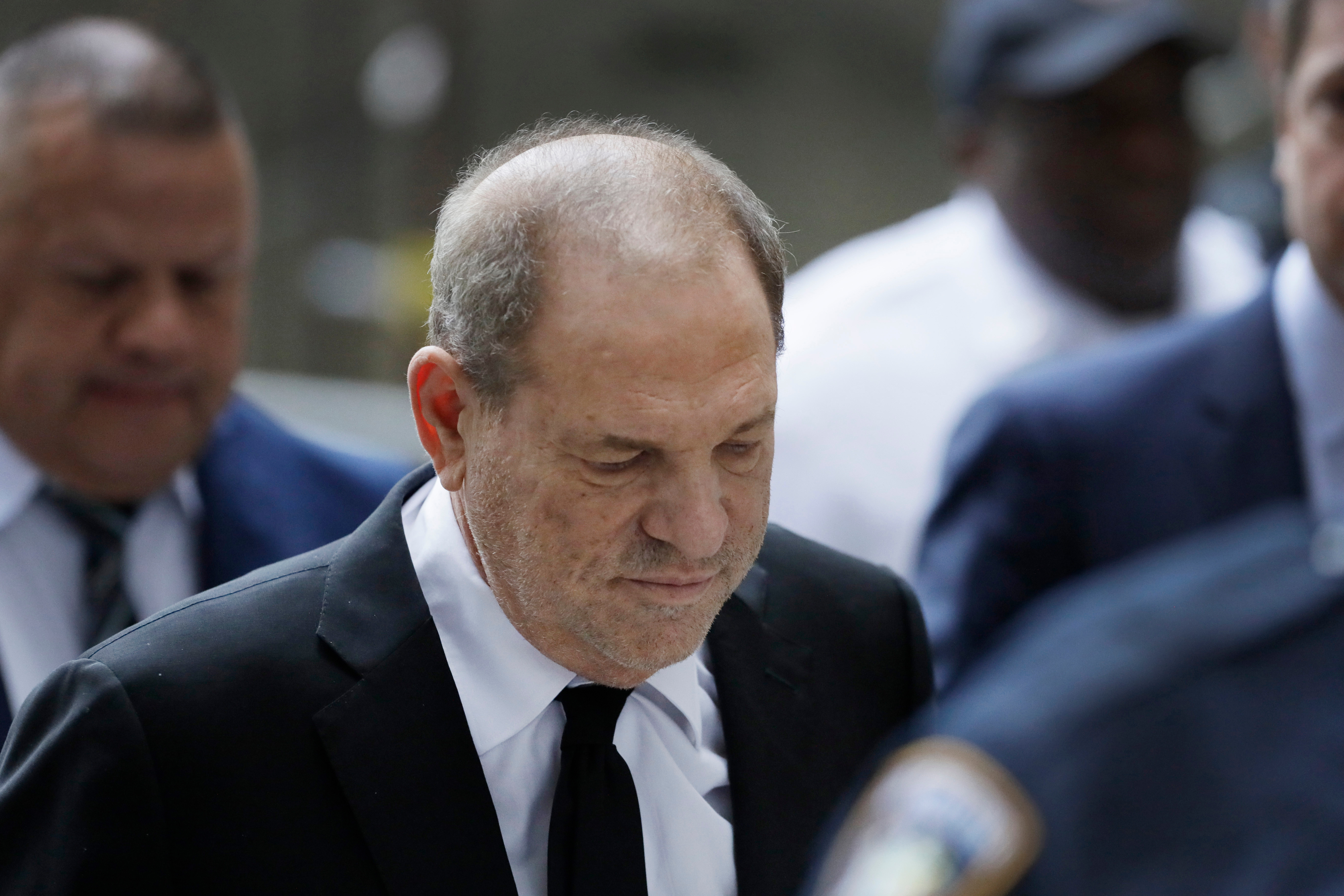 Harvey Weinstein Pleads Not Guilty To New Indictment; Trial Pushed To January – Update