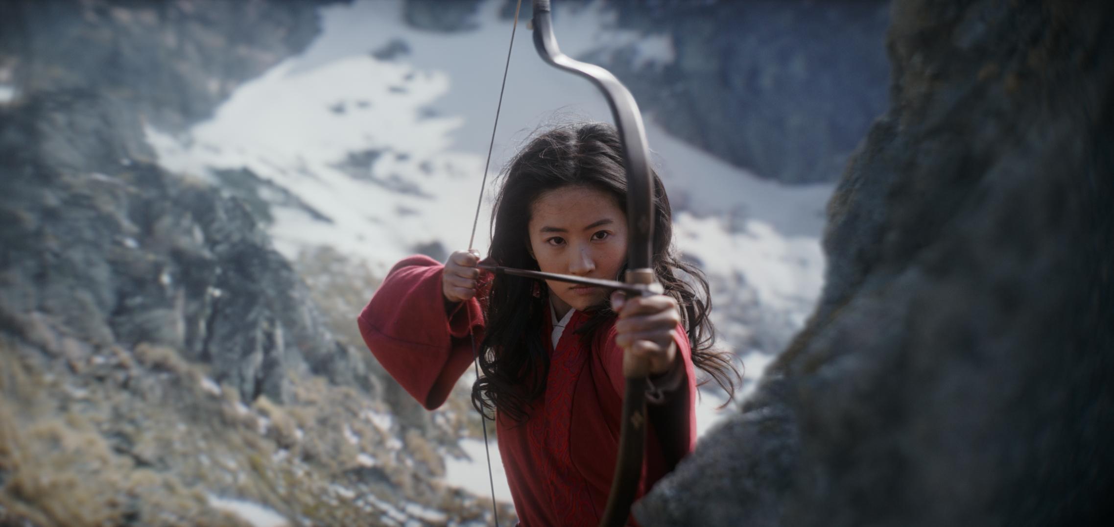'Mulan' Star Yifei Liu Not At D23 Presentation Amid Hong Kong Controversy – D23