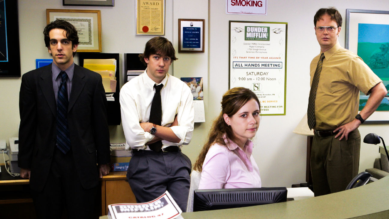 """'The Office': Peacock Brass Exploring """"Creative Ideas"""" For Series' Launch, Including Possible Reunion; No Reboot Talk"""