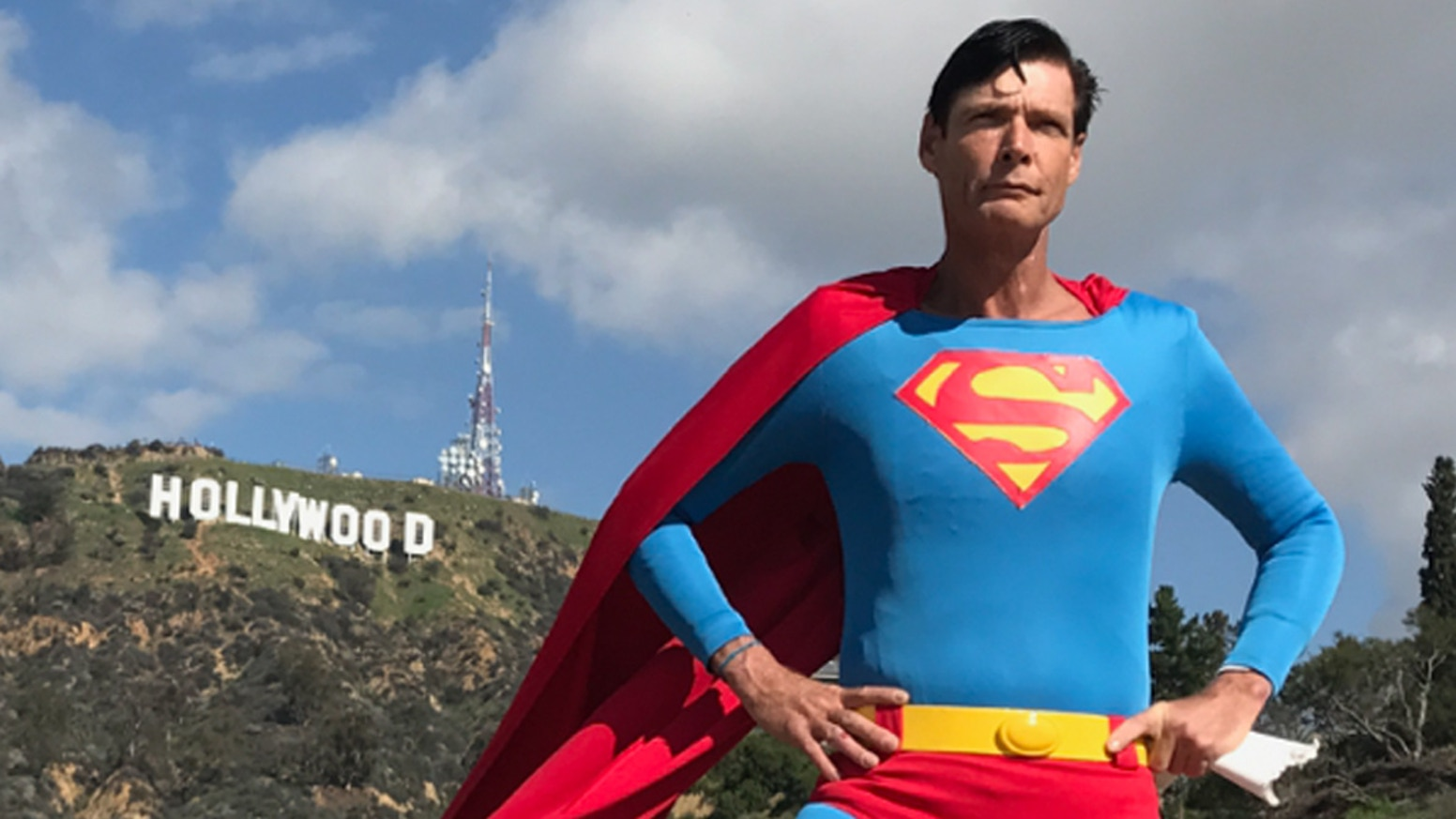 'Hollywood Superman' Cause Of Death Revealed By LA County Coroner
