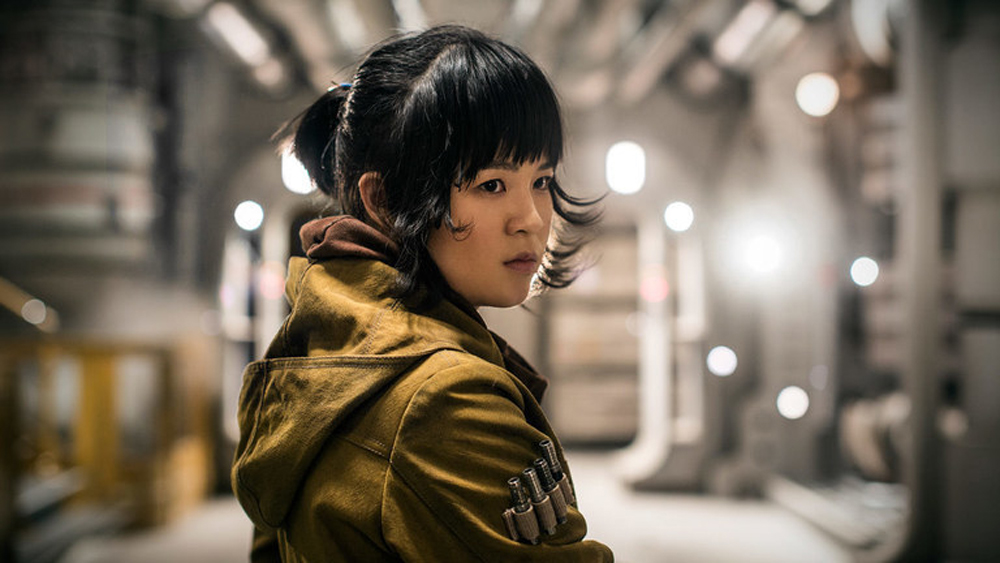 Jon M. Chu Lobbies For Disney+ 'Star Wars' Series For Kelly Marie Tran's Rose Tico