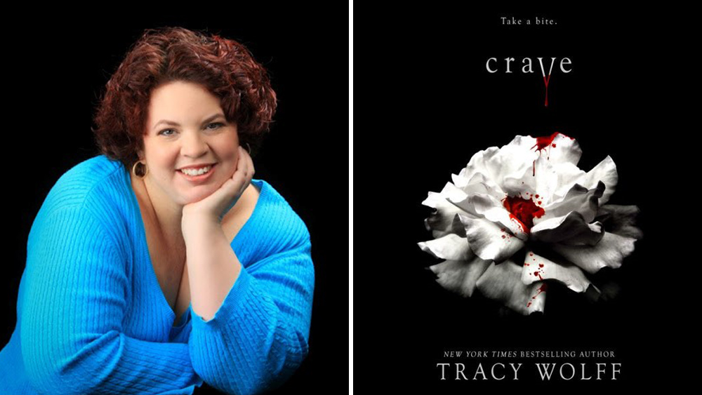 Universal Sinks Teeth Into Upcoming Tracy Wolff YA Vampire Novel 'Crave'