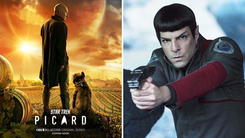 'Star Trek' Poised To Become New Marvel? CBS & Viacom Merger Brings Franchise Under One Fleet
