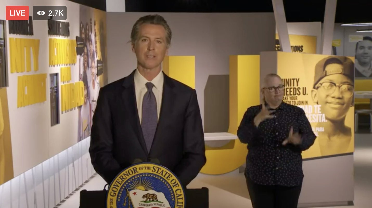 California Governor Gavin Newsom Announces Guidelines For Restarting Film & TV Production On June 12, If Local Conditions Permit