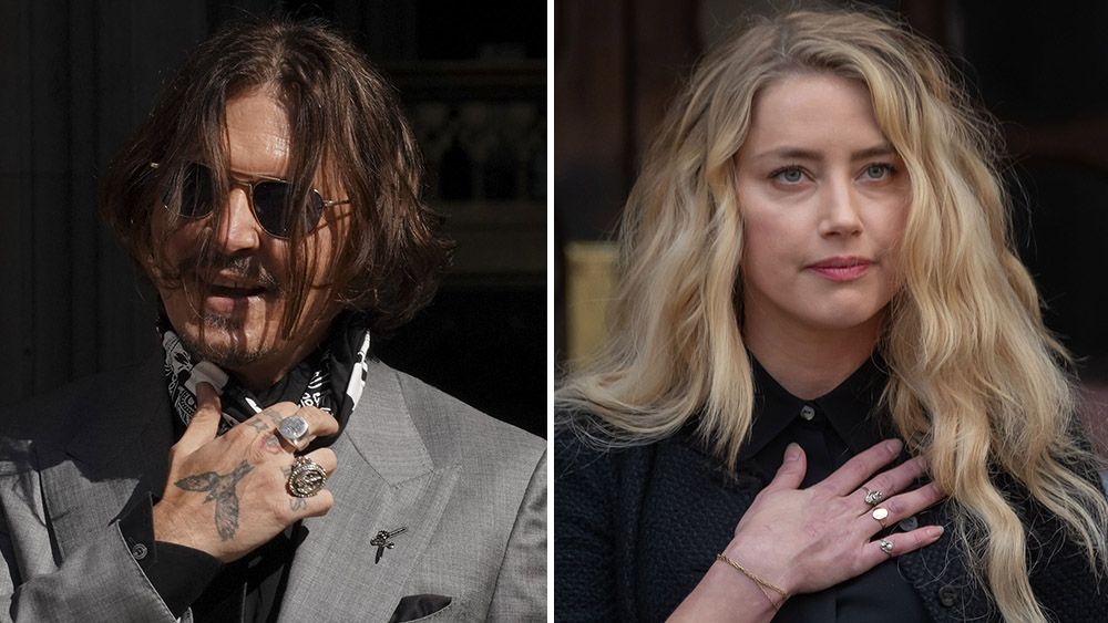Johnny Depp Ordered To Sit For Deposition In $50M Amber Heard Defamation Case