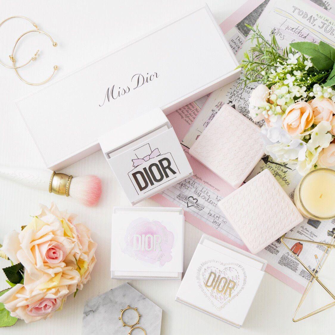 情人節就用全新Miss Dior溫柔纏綿的明亮花香收服他的心