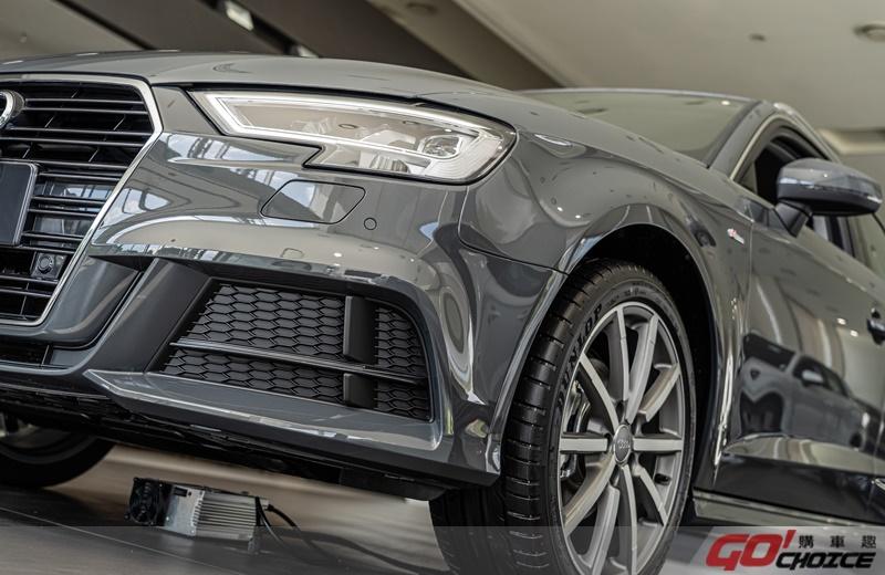 Audi S line limited-8
