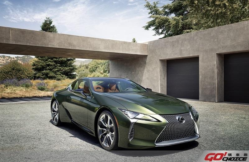 Lexus LC-1