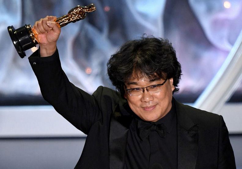 奉俊昊締造了韓國電影在奧斯卡上的多項紀錄