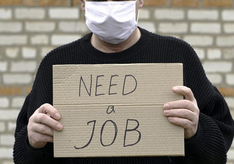 對工作的需求成了成了平民百姓的期待