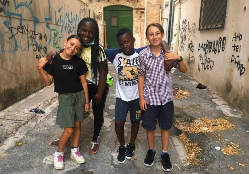 羅密歐的難民朋友