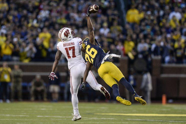 Image result for Jordau Lewis Michigan Football