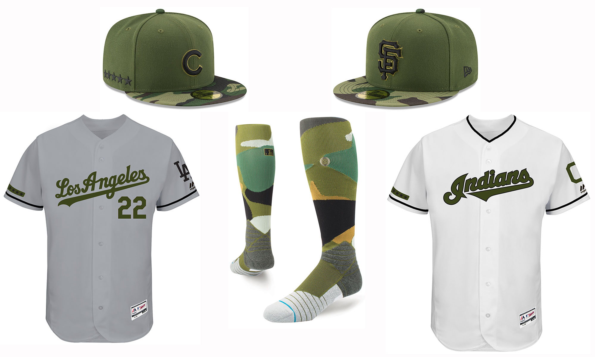 9d3693b5 MLB unveils colorful new uniforms for All-Star game, Fourth of July ...