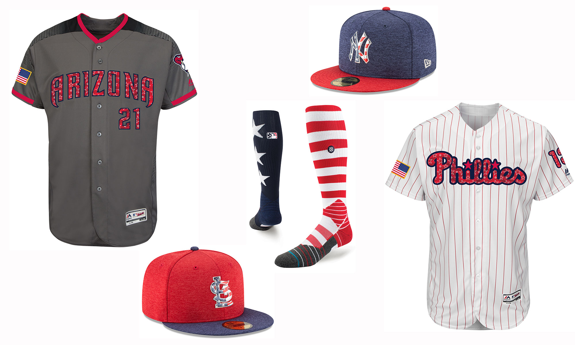 HOME RUN DERBY (JULY 9-10) The uniforms for this year s Home Run Derby ba8462960d1
