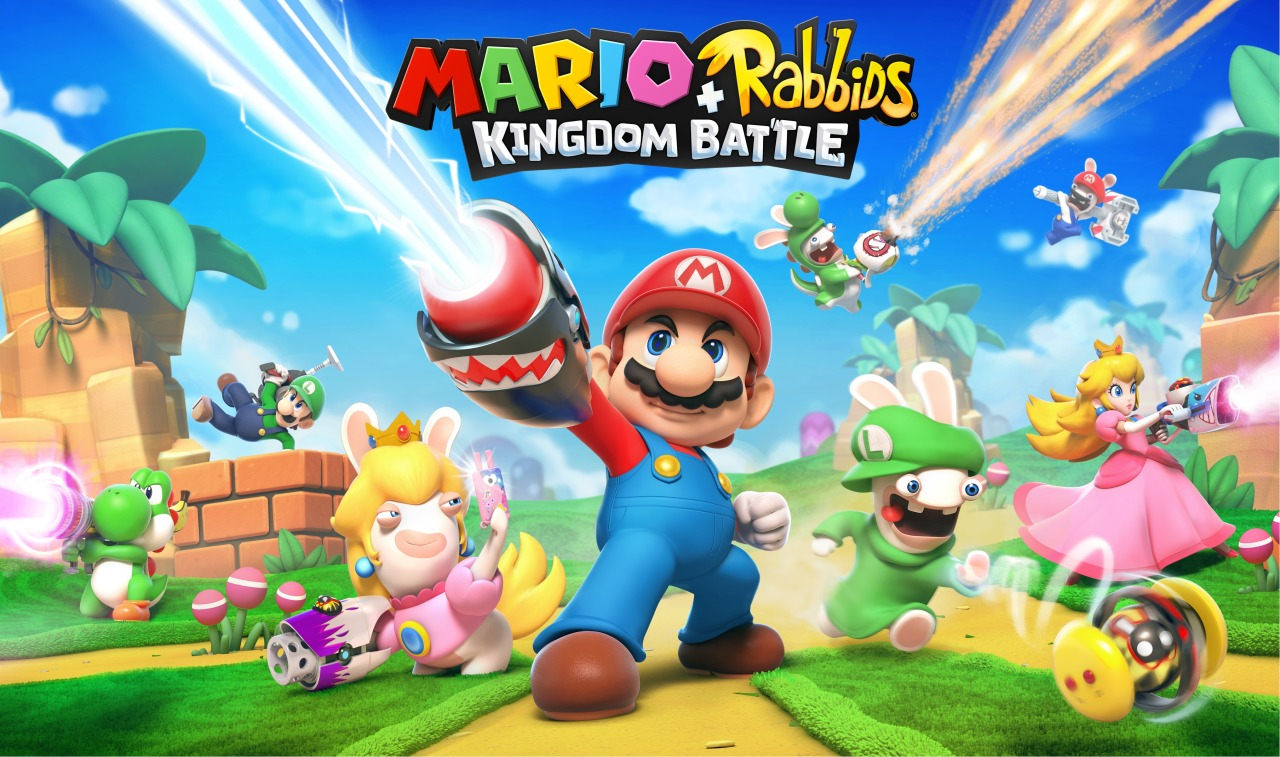 'Mario + Rabbids Kingdom Battle' might be the next big hit for Nintendo's Switch