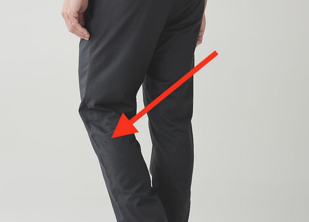 Lululemon Yoga Pants: Wall Street Man Loves His Lululemon Pants, But There's One