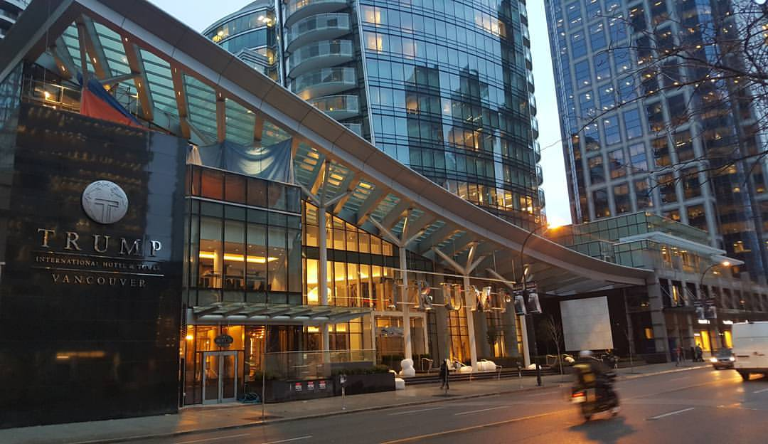 Trump Vancouver opens amid praise, criticism - Yahoo India Finance