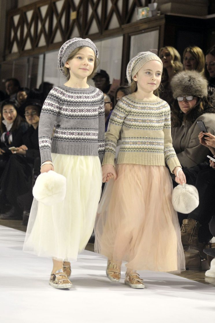 You Won't Believe the Work That Goes Into a Children's Fashion Show