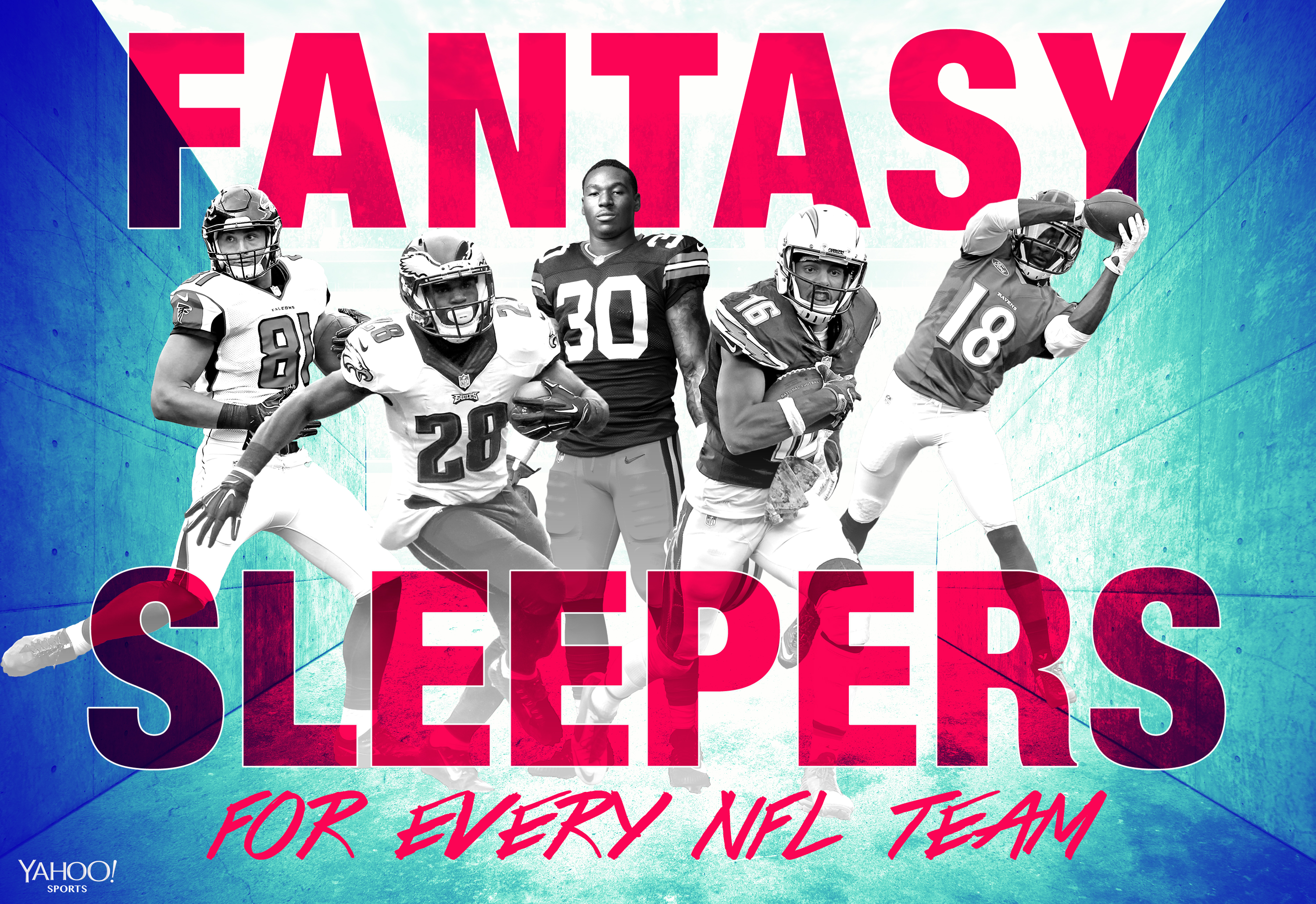One sleeper for all 32 NFL teams