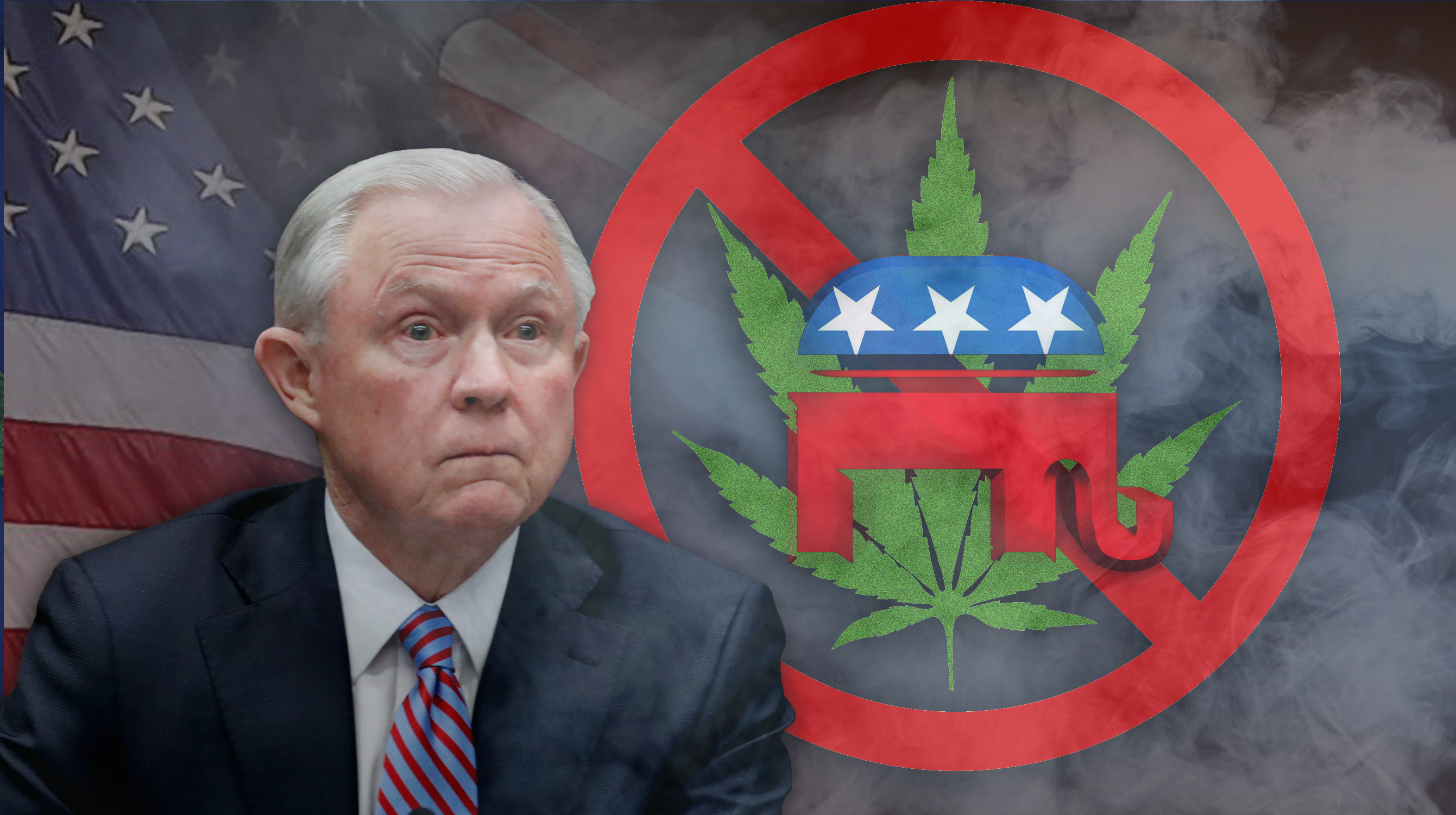 Sessions crackdown on pot could make life harder for Republicans in November