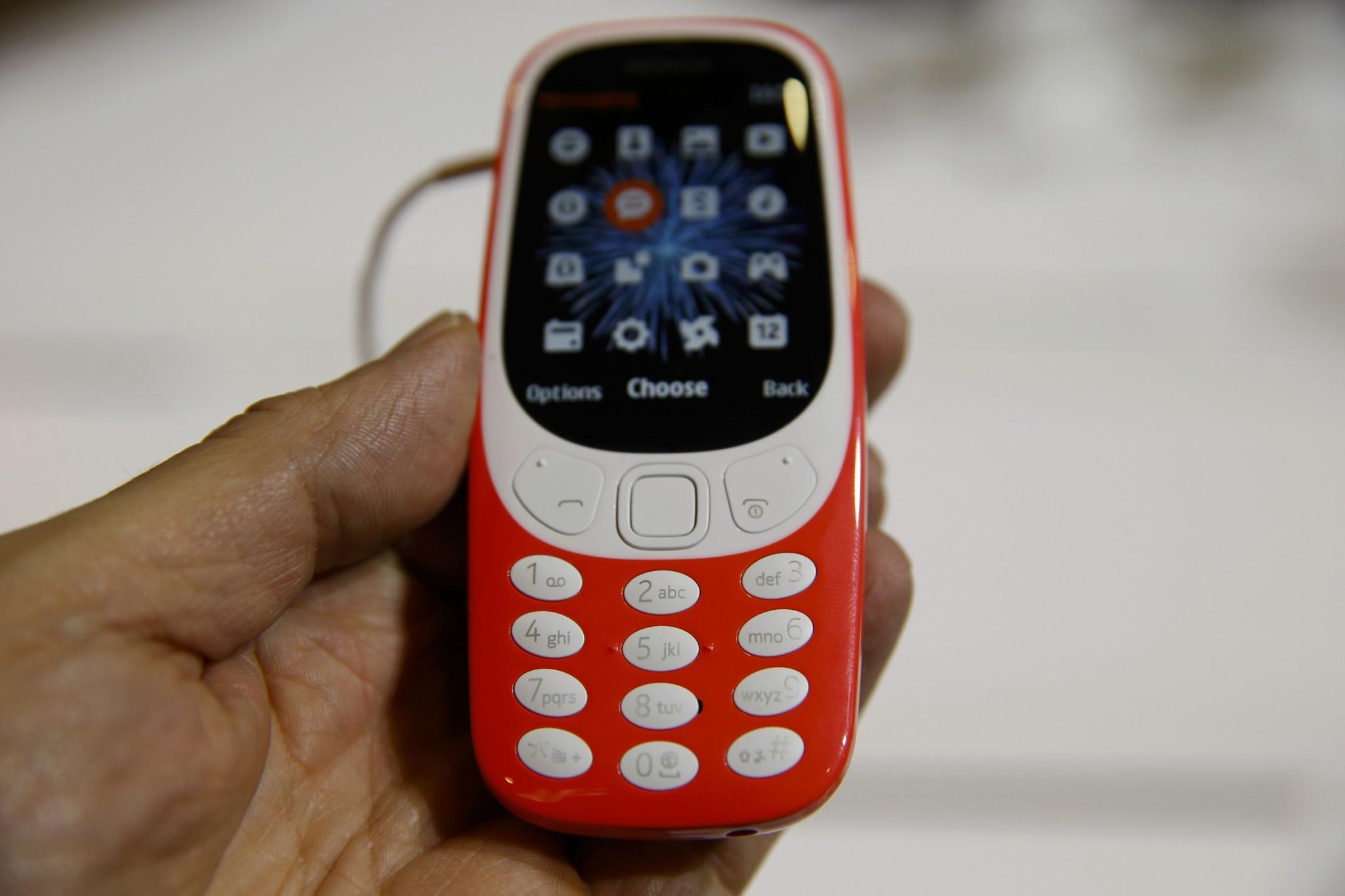 Y regresa Nokia 3310 4e9802dcea01711dcb5d91f095379de5