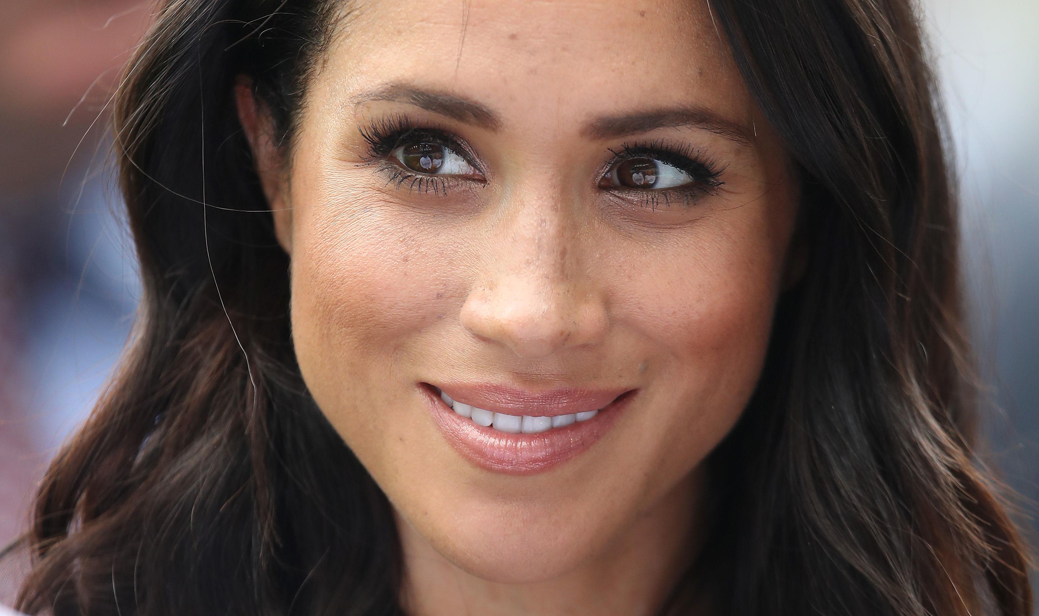 Voorkeur Meghan Markle's best makeup tips &LV45