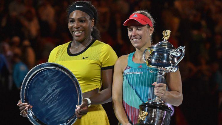 New look: Murray, Kerber start Australian Open as top seeds