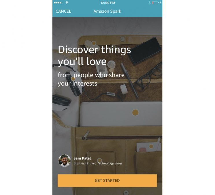 Amazon launches a social network for spending money