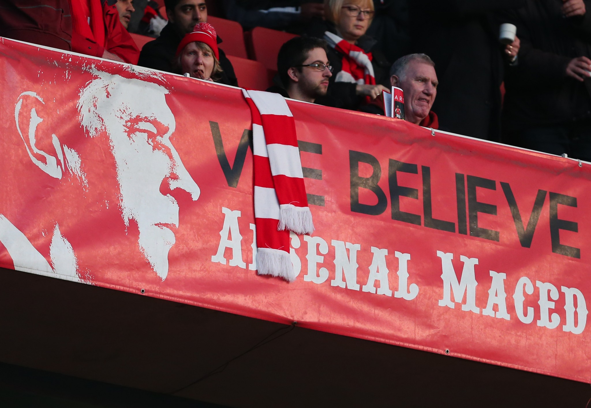 When they win: Wenger in