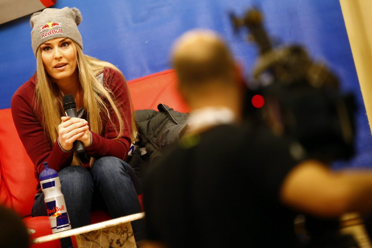 Lindsey Vonn Opens Up About Horrifying Injury Yahoo