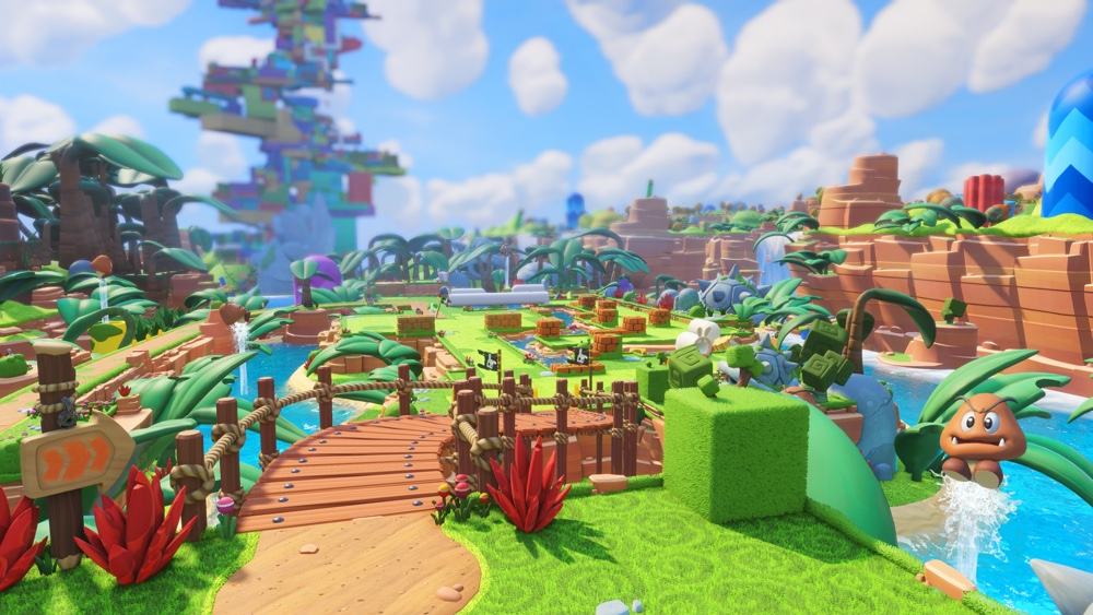 'Mario + Rabbids Kingdom Battle' review: An insane mix of strategy and absurdity