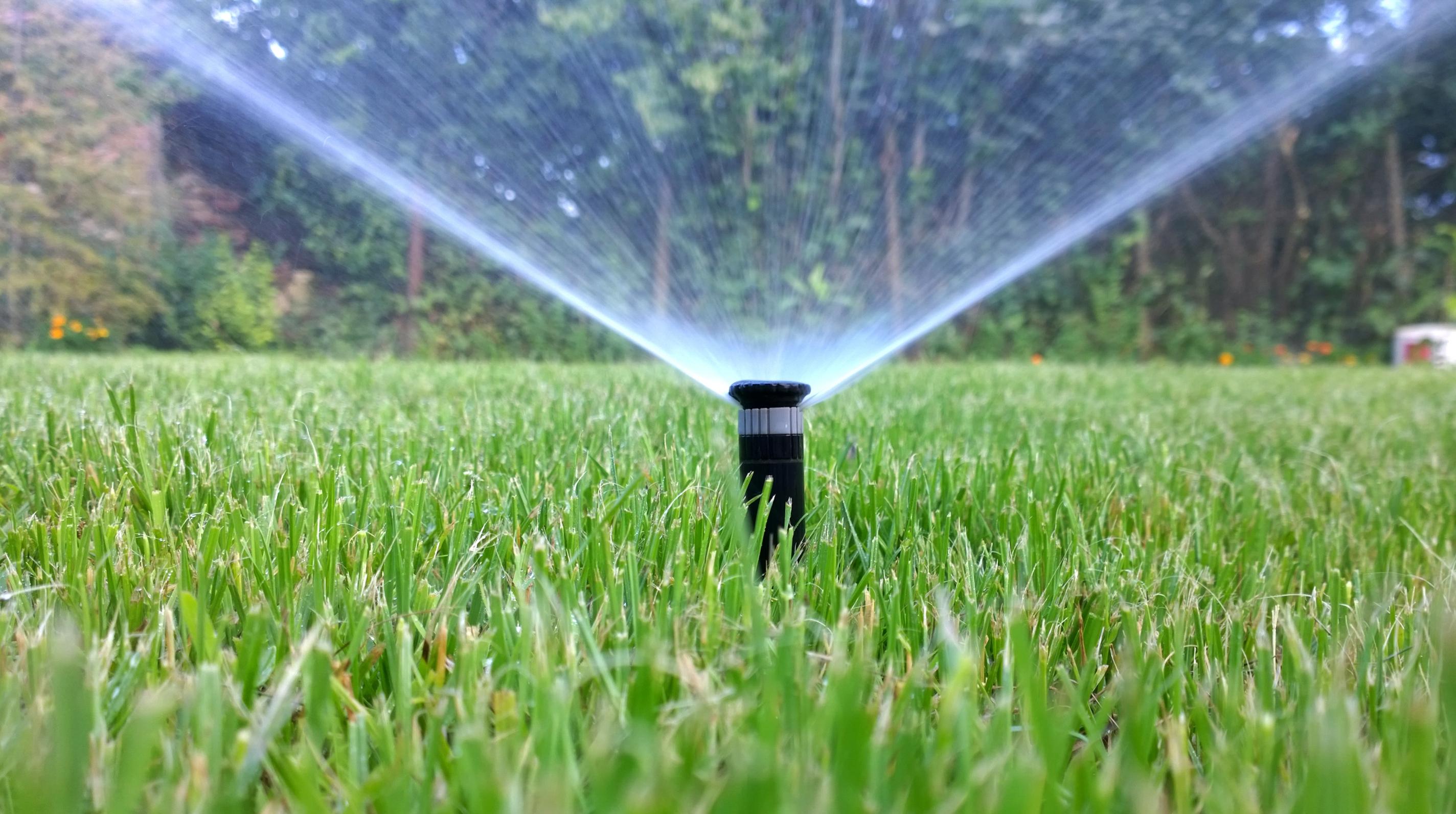 Atemberaubend Gartenbewässerungssysteme auf dem Prüfstand &AY_92