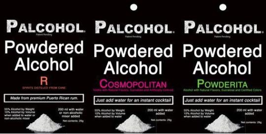 El peligro del alcohol en polvo. Un producto que hace furor en EE UU