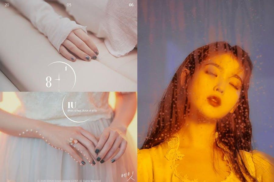IU 李智恩 eight|美周報