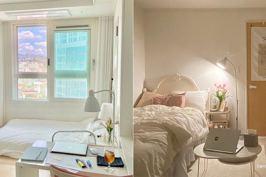 房間佈置 改造 裝潢 擺設 白色簡約 美周報