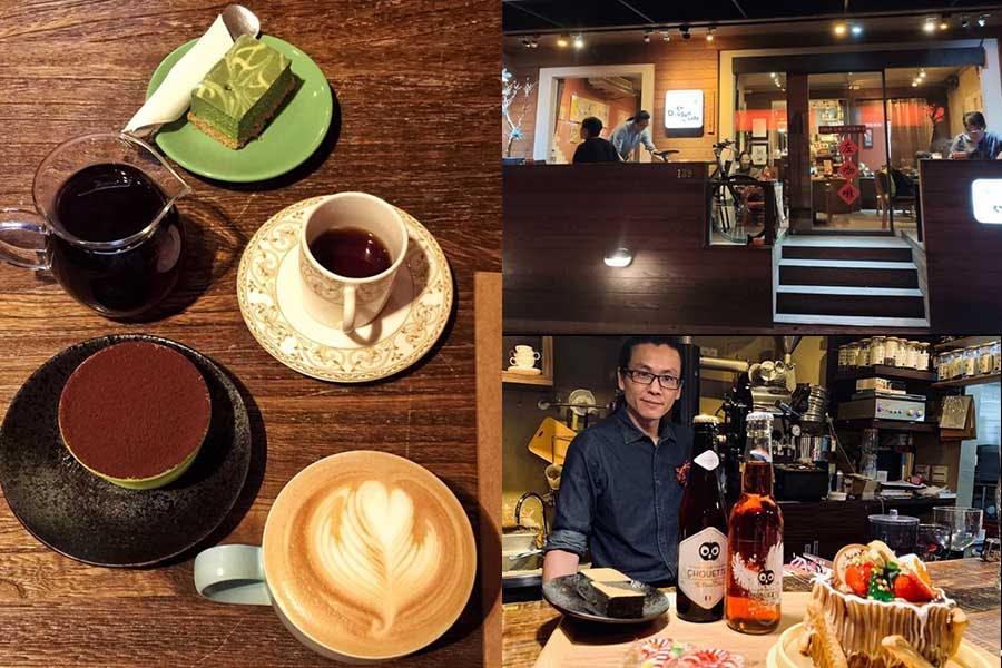 深夜咖啡廳 左先生Dousun Cafe|美周報