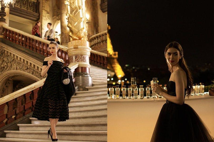 Netflix劇集 艾蜜莉在巴黎 Emily in paris 莉莉柯林斯 Lily Collins|美周報