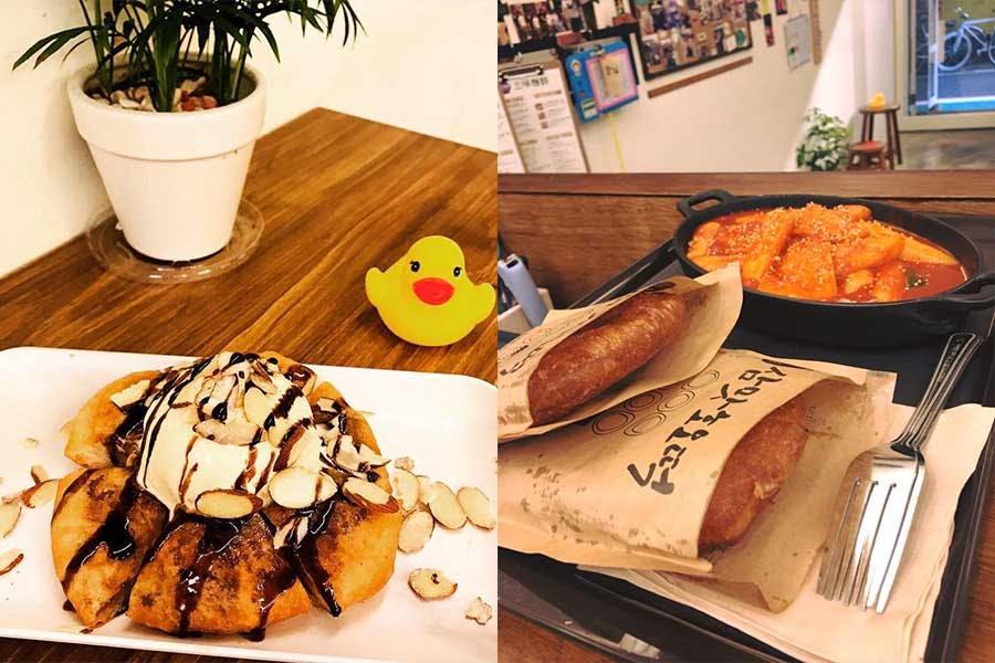 韓國美食推薦 三味糖餅|美周報