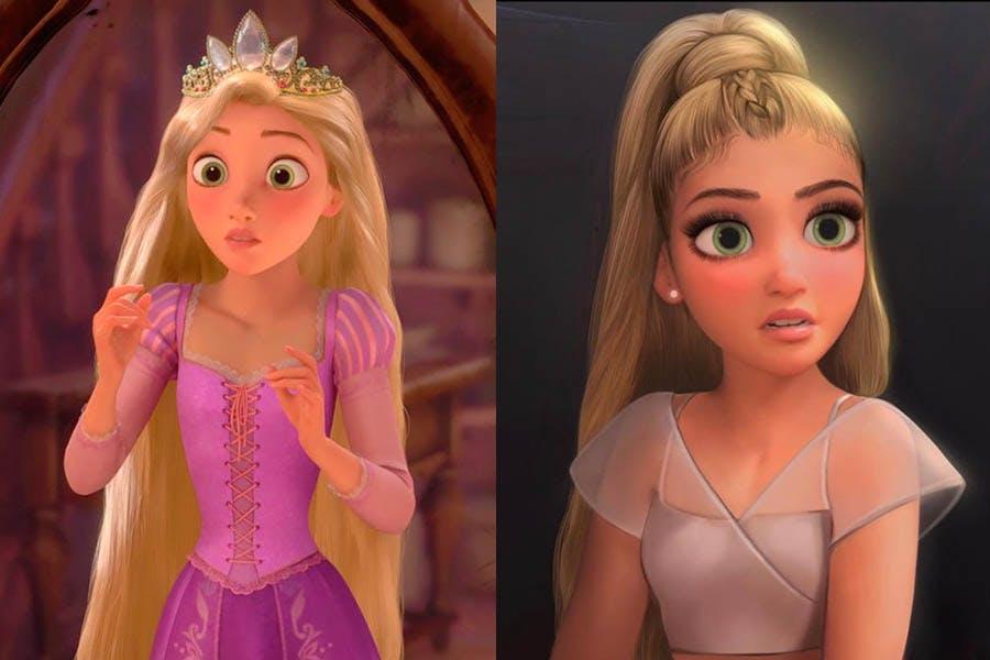 迪士尼公主 Yudelmis 《長髮公主》樂佩|美周報