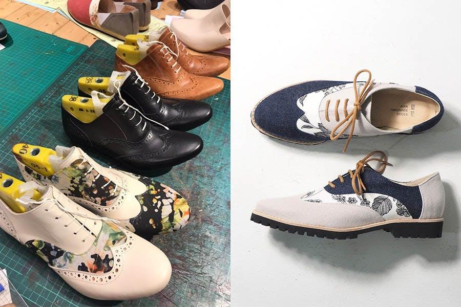 #手工訂製鞋推薦|愛花製作所